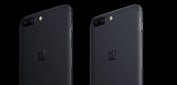 1b48c3f9f OnePlus 5 with 20MP+16MP dual rear cameras