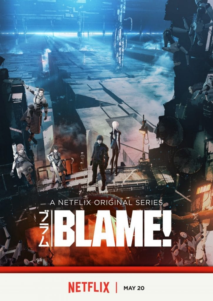 Blame! Anime