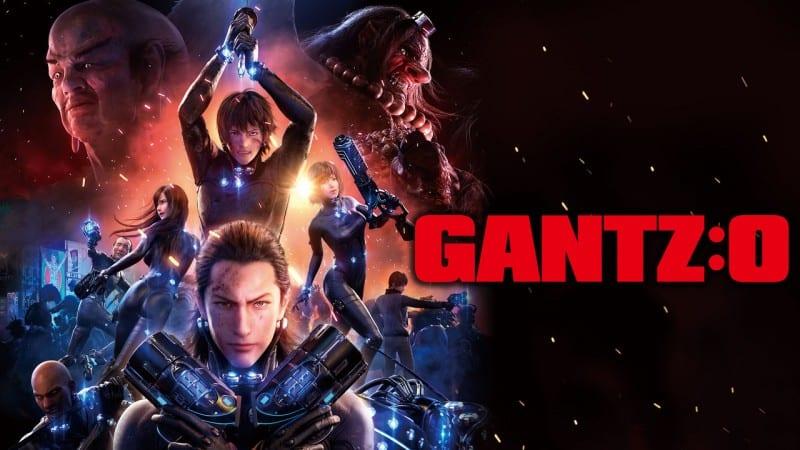 Gantz O Anime