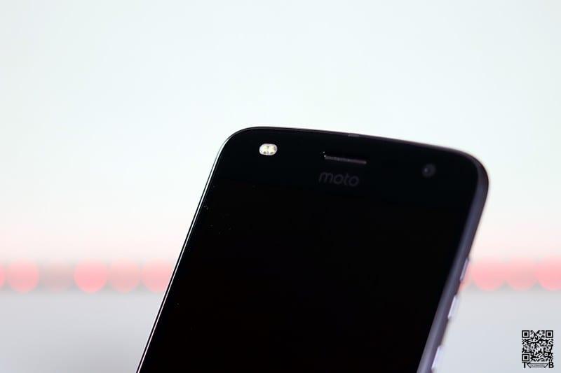 Front Camera Moto Z2 Play