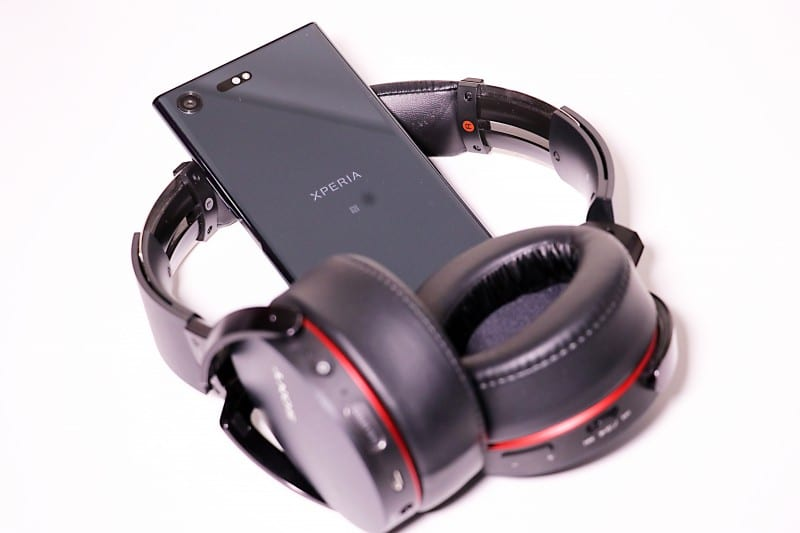 Sony MDR-XB950B1 Extra Bass Headphones features