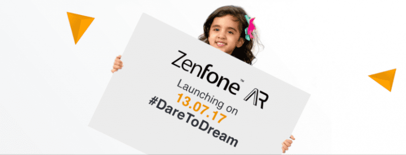 Asus Zenfone AR with 8GB RAM, Daydream and Tango support