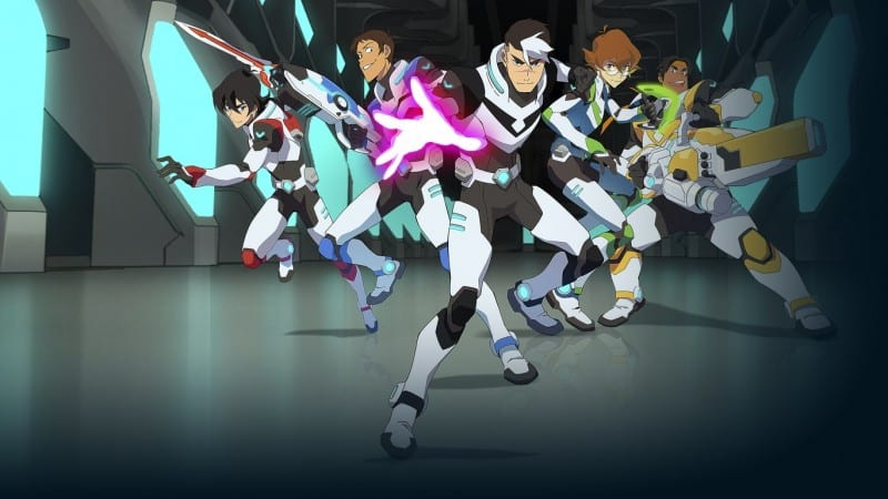 Voltron_ Legendary Defender Anime