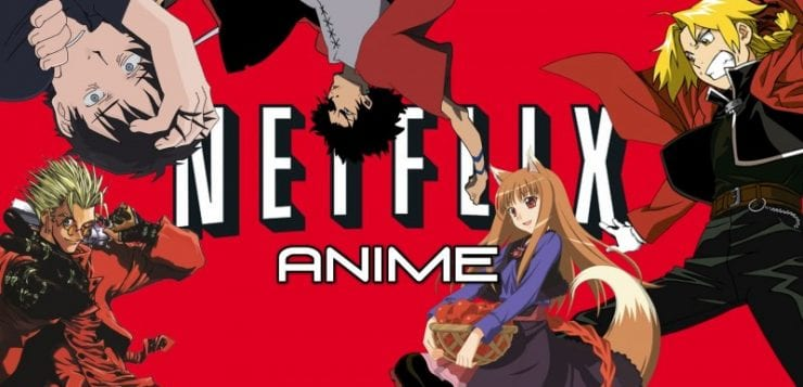 Hidden Anime Gems on Netflix