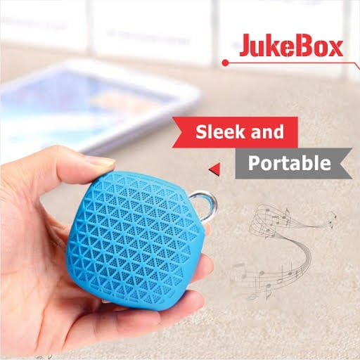 Pebble Jukebox Bluetooth Speaker launched for INR 1,199