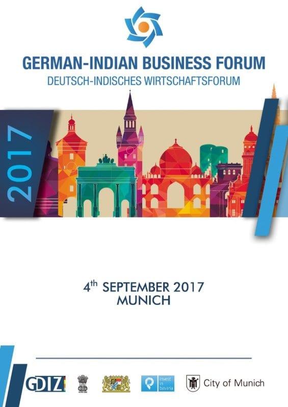 German-Indian Business Forum 2017