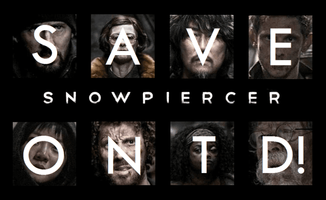 snowpiercer korean on Netflix