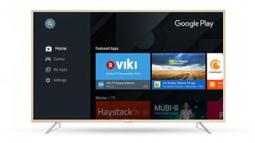 TCL 4K smart TV