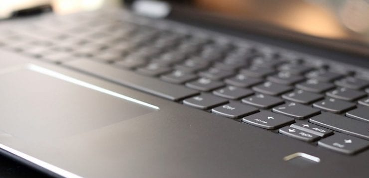 Lenovo Yoga 520 Keyboard