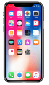 Apple iPhone X OLED