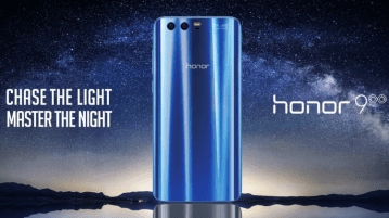 Honor 9 India Launch