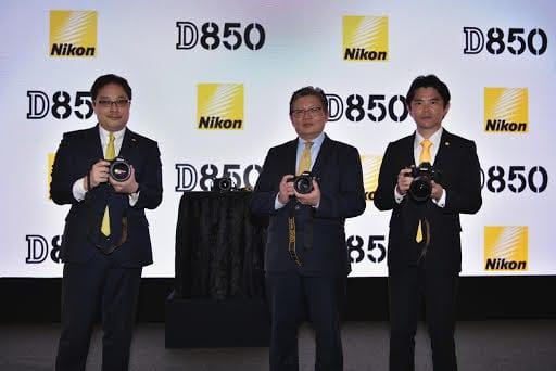 Nikon D850 Launch