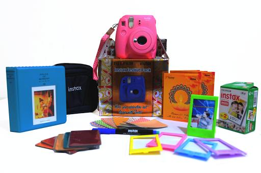 Fujifilm Instax festive pack