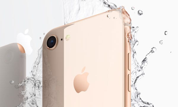 iPhone-8-water-resistant