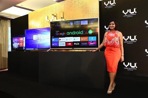 VU Televisions launches the Pop Smart TV, Office Smart TV & Premium Smart TV