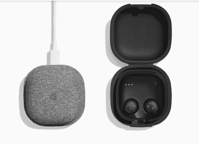 Pixel Buds wireless