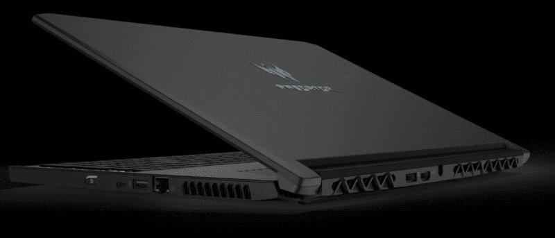 Acer Predator Triton 700 Gaming Notebook