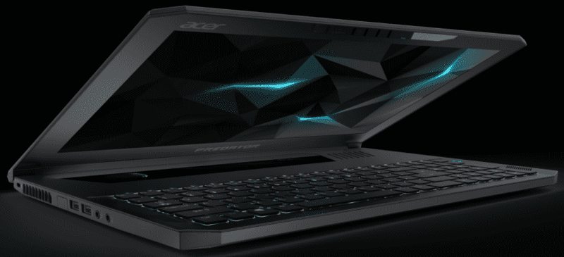 Acer Predator Triton 700 Gaming Notebook