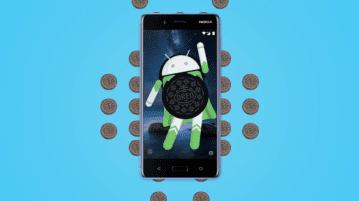 Nokia 8 Oreo Beta