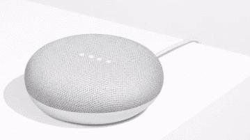 Google Home Mini, Max and Google Clips