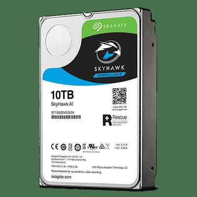 Seagate announces SkyHawk AI powered hard disk drive