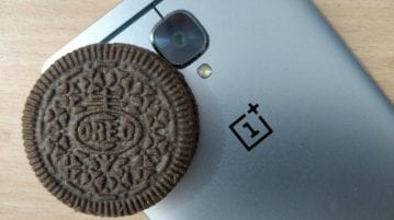 OnePlus 3 and 3T Android 8.0 oreo