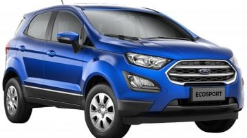 Ford Ecosport online booking