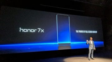 Honor 7X Global Launch in London
