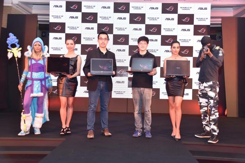 Asus unveils ROG Strix GL503 SCAR & HERO Edition
