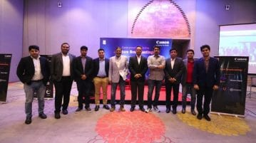 Canon project 'Future Broadcasting'