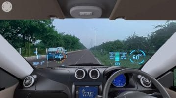 Mahindra launches Virtual Reality drive experience for all-electric e2oPlus