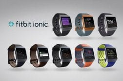 Fitbit Ionic Smartwatch, Fitbit Flyer and Fitbit Aria 2 in announced in India