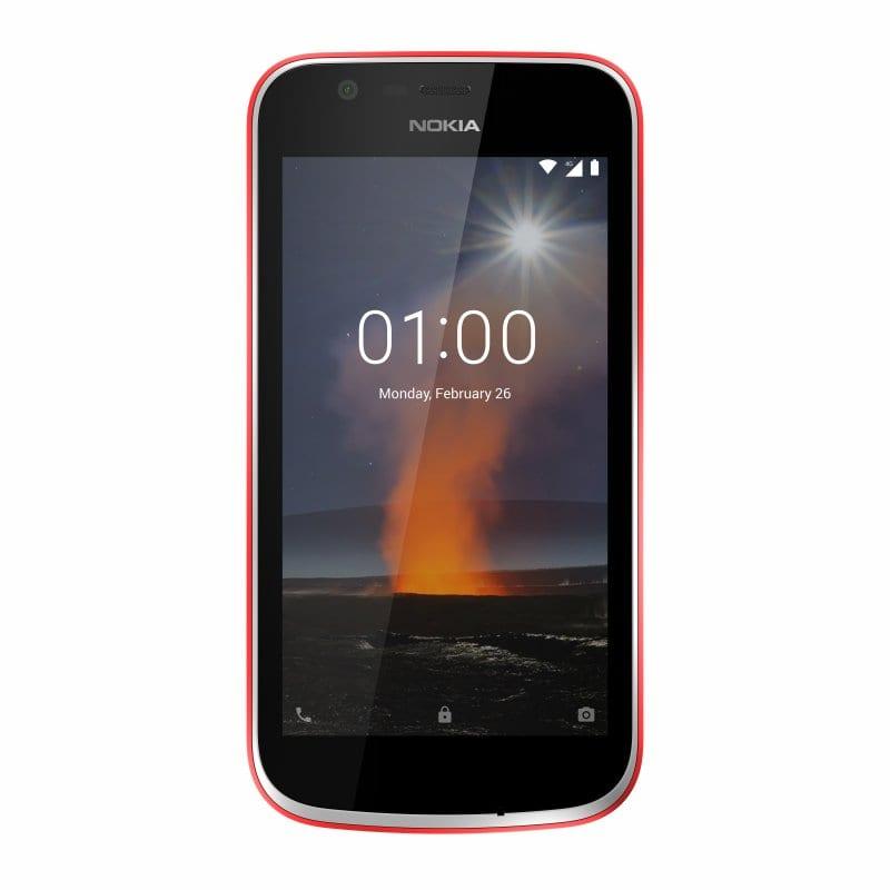 Nokia 1 Android Oreo(Go Edition) and Nokia 8110 4G
