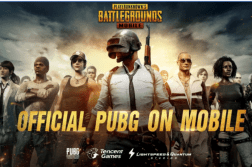 PlayerUnknown's Battlegrounds game