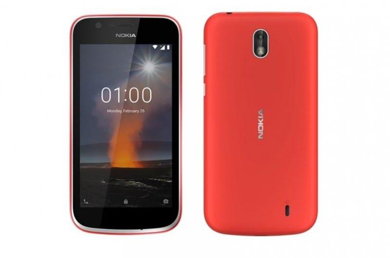 Nokia 1 Android Oreo(Go Edition)
