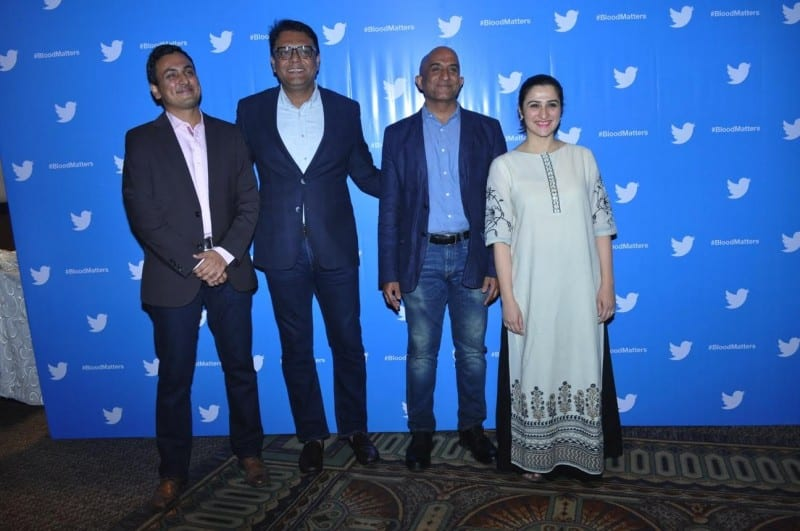 Twitter India launches social initiative #BloodMatters