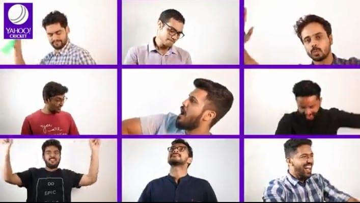 Yahoo Cricket_Fan Anthem