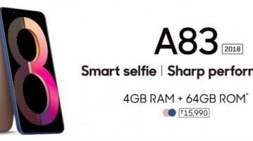 Oppo A83(2018)