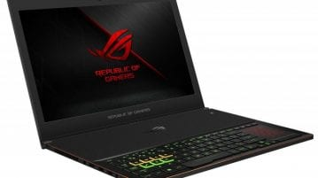 Asus ROG Strix GL503 and ROG GL501