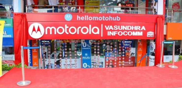 Moto expands its offline presence in central India with the announcement of 60 Moto Hub stores in Madhya Pradesh