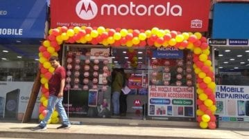 Motorola announces 50 new Moto Hubs in Uttar Pradesh