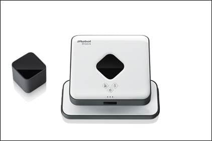 iRobot Braava 390t Floor Mopping Robot launched for INR 25,900