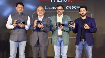 Panasonic Lumix G7 and Lumix G85