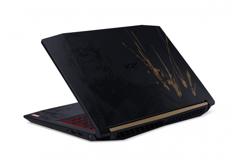 "Acer announces ""Avengers Infinity War"" special edition notebooks in collaboration with Marvel"