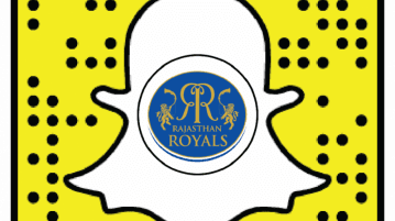 Snapchat parterners with four IPL teams to offer custom stickers, filters and lenses