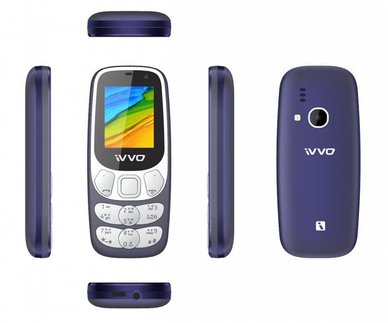 Britzo unveils mobile phone brand iVVO