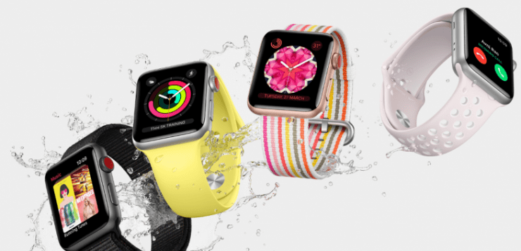 Apple Watch Series 3 with built-in cellular arrives at Airtel