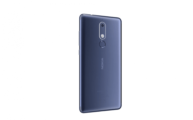 Nokia 2.1, Nokia 3.1, and Nokia 5.1