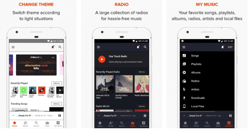 Gaana launches Voice Assistant in its music app