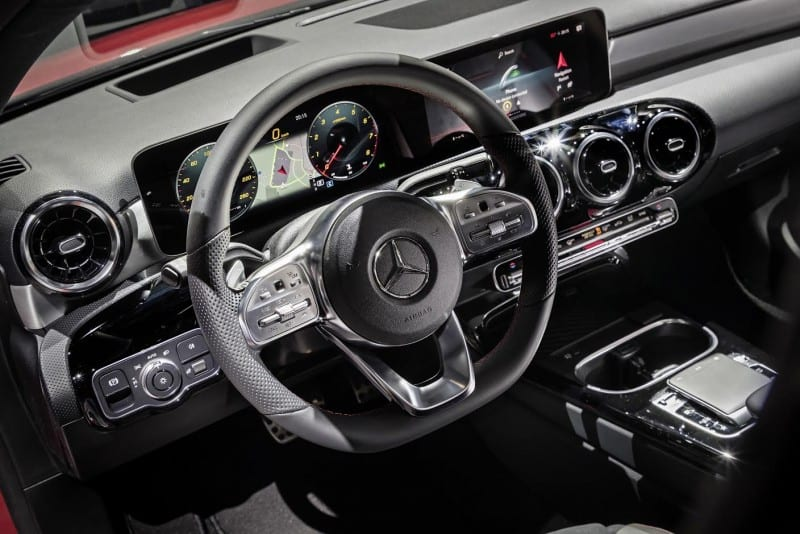 Nuance Communicationscollaborates with Daimler AG to power the Mercedes-Benz User Experience (MBUX) multimedia system